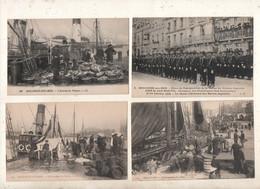 Collection De 85 CPA De Boulogne Sur Mer Toutes Scannées - Boulogne Sur Mer