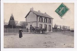 CP 50 DUCEY La Gare - Ducey