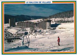 38, Le Balcon De Villard, La Station Depuis Les Pistes - Other Municipalities