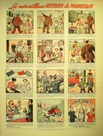 MANOSQUE Le RICARD DE MARSEILLE (Imagerie Publicitaire) - Storia