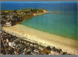 CPM 22 - Saint Cast - La Plage Et La Pointe De L'Isle - Saint-Cast-le-Guildo