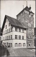 Aargau, Brugg, Gemeindehaus Und Schwarzer Turm, Ungelaufen - AG Aargau