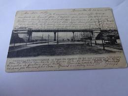 Bruxelles -tervueren Pont Du Chemin De Fer Sur L'avenue à Woluwe - Woluwe-St-Pierre - St-Pieters-Woluwe