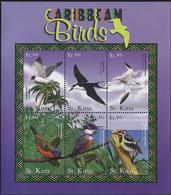 Saint-Christophe St-Kitts 2001 Yvertn° 941-946 *** MNH Cote 13,50 € Faune Oiseaux Birds Vogels - St.Kitts En Nevis ( 1983-...)