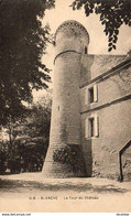 D16  BLANZAC  La Tour Du Château - Sonstige Gemeinden
