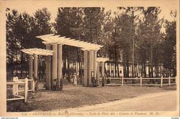 D33  ANDERNOS LES BAINS  École De Plein Air Colonie De Vacances - Andernos-les-Bains