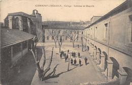 34-CLERMONT L HERAULT-N°211-G/0331 - Clermont L'Hérault