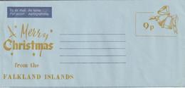 Falkland Islands / Aerogramm ** (B464) - Falklandeilanden