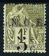 Nueva Caledonia Nº 10 Nuevo(*) Cat.35€ - Neufs
