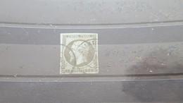 LOT516678 TIMBRE DE FRANCE OBLITERE N°11   DEPART A 1€ - 1853-1860 Napoléon III