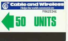 PHONE CARD FALKLAND (E67.1.7 - Islas Malvinas