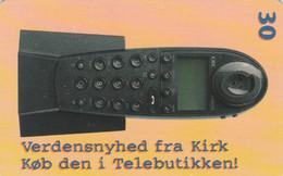 PHONE CARD DANIMARCA (E67.39.4 - Dänemark