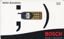 PHONE CARD DANIMARCA (E67.38.8 - Dänemark