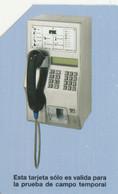 PHONE CARD CUBA URMET (E67.11.3 - Cuba