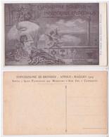 Brindisi - Esposizione Agricola Industriale Zootecnica, Alto Patronato Del Ministero D'Agr. Ind. E Commercio, 1909 - Exhibitions