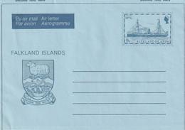Falkland Islands / Aerogramm ** (B484) - Falklandeilanden