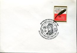 59211 Austria,special Postmark 1984 Linz ,  Bertha Von Suttner,  Prix Nobel  Nobel Prize - Premio Nobel
