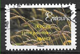 FRANCE Adhésif 1449 . Epeautre Du Carnet Moissons. - Adhesive Stamps