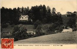 CPA Saint Amour- Chalet De Chantemerle FRANCE (1044162) - Otros Municipios