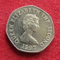 Jersey 20 Pence 1997 KM# 66 - Jersey