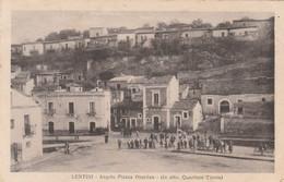 LENTINI - ANGOLO PIAZZA OBERDAN - QUARTIERE TIRONE - Siracusa