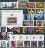 UNO New York Jahrgang 2005 Komplett Postfrisch (SG14526) - Ongebruikt