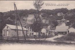 PERSAC  Les Fours à Chaux De La Roche-aux-Renards De Gouëx  - Pas Commune - Bon état - France