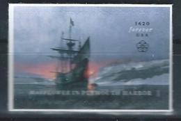 USA. Scott # ? MNH. Mayflower Ship.  2020 - Usados