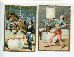 Montrichard Chromos Cirque (2) - Sonstige