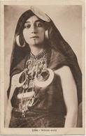 1930 LIBIA Bellezza Araba Viaggiata Tripoli (17.11) - Libia
