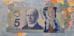 CANADA 5 DOLLARS P106b 2013 UNC - Canada