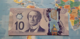 CANADA 10 DOLLARS P107a 2013 UNC - Canada
