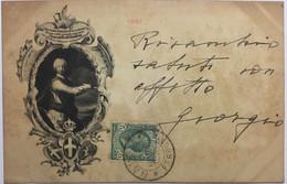 008 CAVALLEGGERI Da 1 A 3 - Piemonte Reale Cavalleria - Circolo Ufficiale 1907 - Régiments