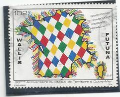 414  Statut     (clasyverou9) - Wallis Und Futuna