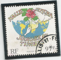 403  Journée Du Timbre     (clasyverou9) - Wallis Und Futuna