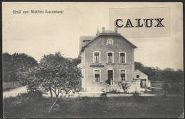 Luxembourg / Luxemburg Gruss Aus Mutfort Maison Medinger - Faber - Altri