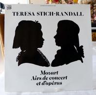 Teresa Stich-Randall : Mozart : Airs De Concert Et D'opéras - Opera / Operette