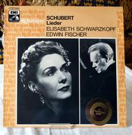Elisabeth Schwarzkopf : Schubert - Lieder - Opera / Operette