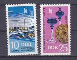 Leipziger Herbstmesse 1977, ** - [6] Democratic Republic
