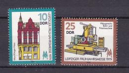 Leipziger Frühjahrsmesse 1979, ** - [6] Democratic Republic