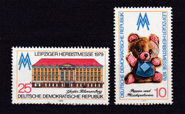 Leipziger Herbstmesse 1979, ** - [6] Democratic Republic