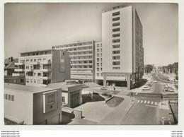 AK  Giessen An Der Lahn Verkehr Kreuzung Am Hochaus Ludwigsplatz 1966 - Giessen
