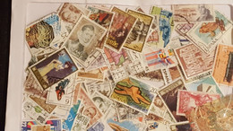 100 Versch. Nur Sondermarken Spanien - Collections