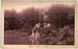 61lp 1623 CPA - NAMUR - LE PARC - Namur
