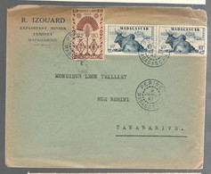 37896 - De PERINET En Bleu / Artisan Minier - Brieven En Documenten