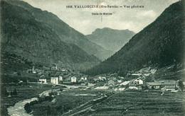 Vallorcine Vue Generale - Other Municipalities