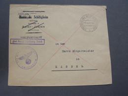 Strassburg Cv. - Occupation 1938-45
