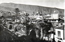 ISLAS CANARIAS  TENERIFE  OROTAVA AL FONDO ET TEIDE - Tenerife