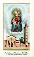 Santino/holycard: MADONNA DELL'OLMO - Santuario Cappuccini - Thiene - E - PR - Mm. 58 X 98 - Religion &  Esoterik