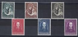 Luxembourg - Luxemburg  Timbres1950  Kriegswaisen  MNH ** KW 150 - Blocks & Sheetlets & Panes